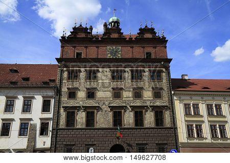 Renaissance City Hall, Pilsen