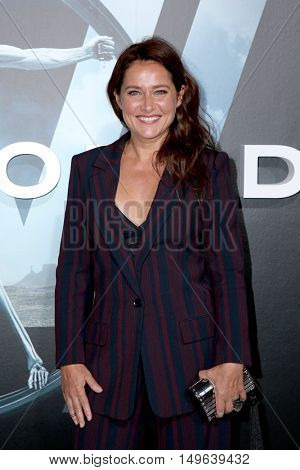 LOS ANGELES - SEP 28:  Sidse Babett Knudsen at the HBO's