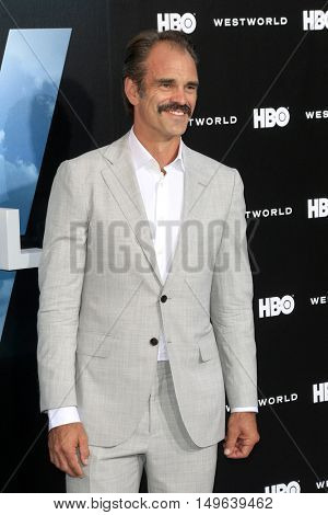 LOS ANGELES - SEP 28:  Steven Ogg at the HBO's