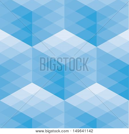 Abstract vector background, pattern diamonds, transition from light to dark, best texture for you business