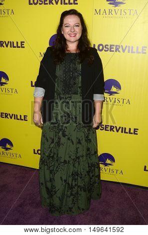 LOS ANGELES - SEP 29:  Zuzanna Szadkowski at the