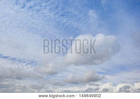 Mackaral Sky Background