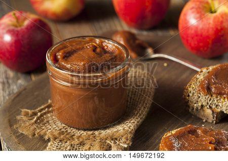 Homemade Sweet Apple Butter