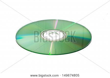 Single disc cd dvd isolated. Audio, video.