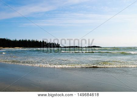Long Beach Vancouver Island British Columbia Canada