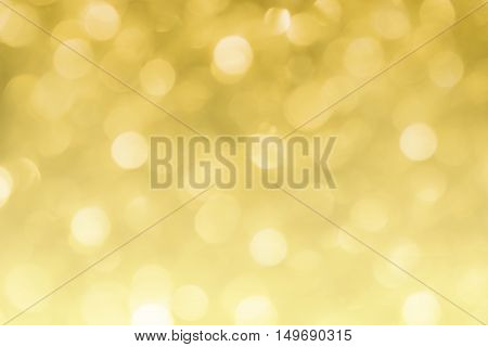 abstract yellow bokeh light for background - can use to display or montage on product