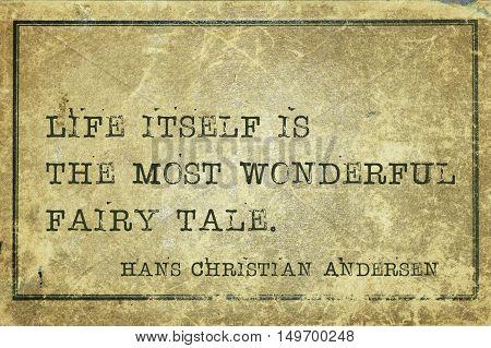 Life Is Andersen