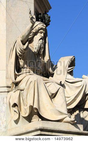 Prophet Ezechiel