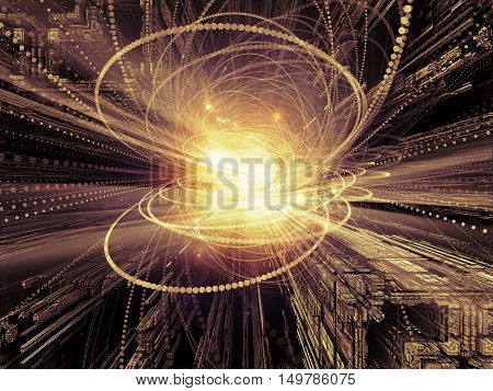 Evolving Wave Particle