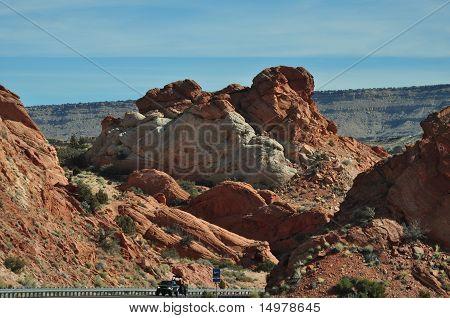 southwestern u.s. mountains