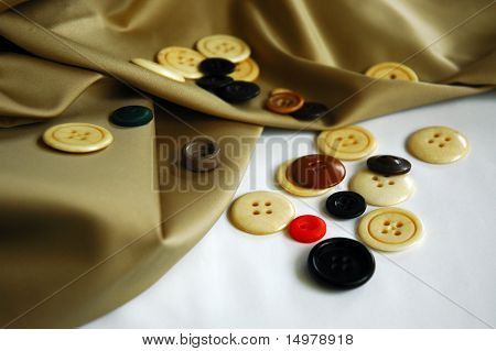 various buttons