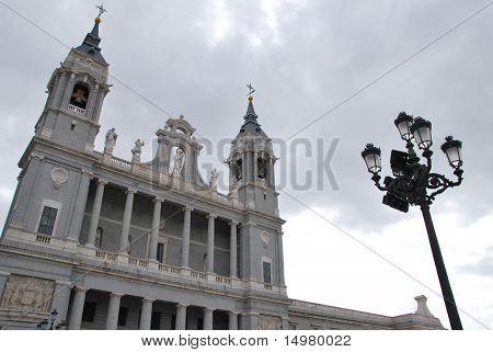 Cathedral of La Almudena