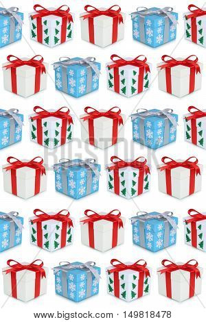 Christmas Gifts Gift Box Present Presents Background
