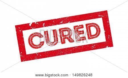 Cured Rubber Stamp