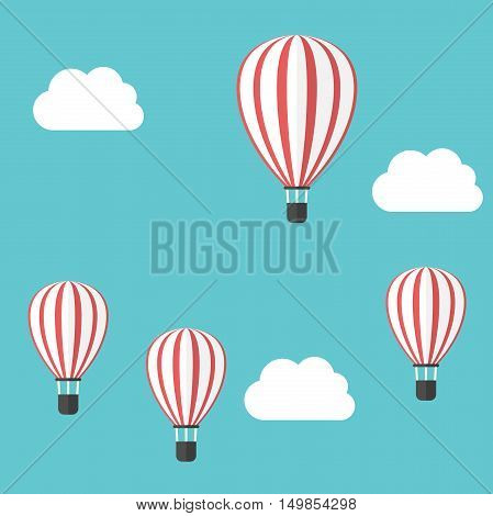Balloons Competition Concept