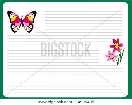 Spring letter