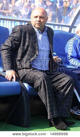Igor Gamula of Zakarpattya Uzhgorod
