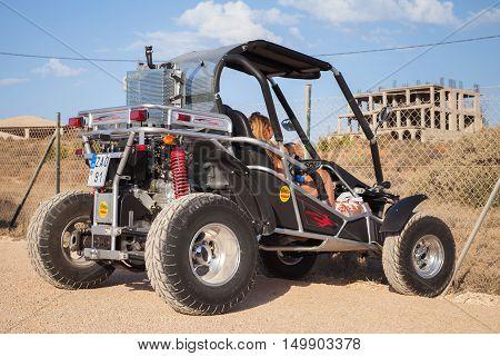 Yinxiang Buggy. Popular Touristic Transport