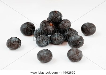 Acai Fruit Berries.
