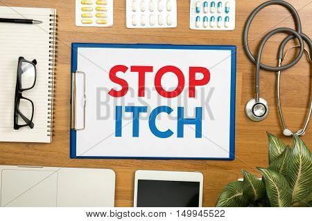Stop Itch