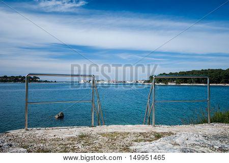 Porec, Istra, Croatia