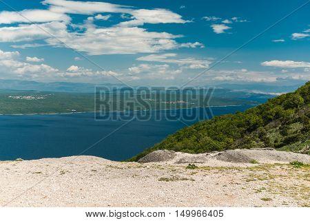 Adriatic Sea, Cres Island, Croatia