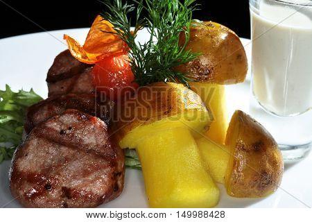 Chops Meat