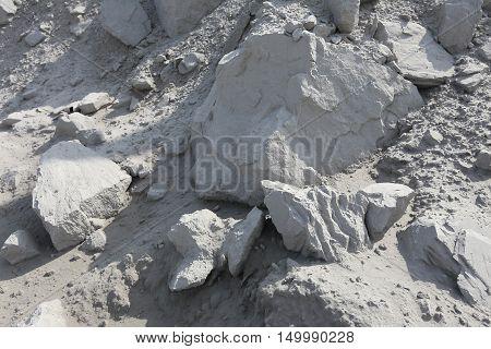 Stones And Mud