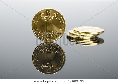 Ukrainian Real Coin Hryvna