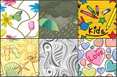 Various Seamless Patterns