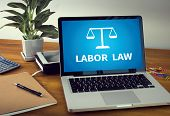 Labor Law poster