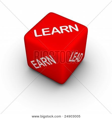 Learn, Earn, Lead