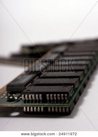 memory chip unit