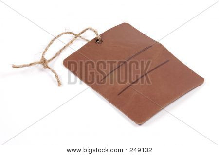 Brown Tag