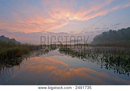 East Lake Sunrise