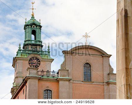 Storkyrkan - Stockholm Cathedral, Sweden