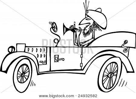 Car and Hindu