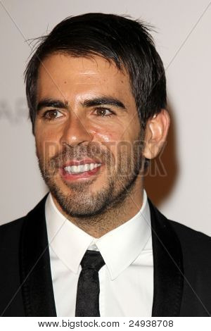 LOS ANGELES - NOV 5:  Eli Roth arrives at the LACMA Art + Film Gala at LA County Museum of Art on November 5, 2011 in Los Angeles, CA