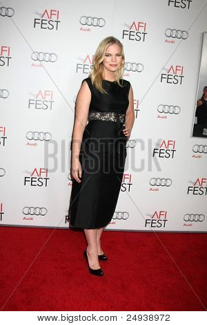 LOS ANGELES - NOV 5:  Arielle Yuseph arrives at the AFI FEST 2011 Gala Screening of