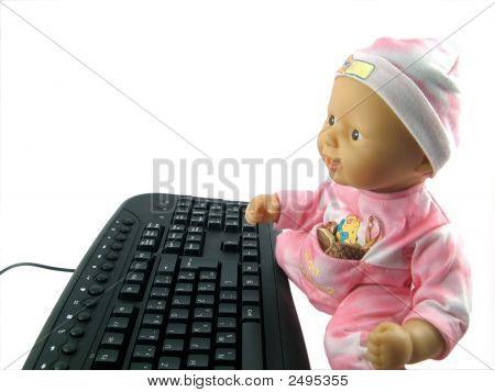 Beba_Tastatura