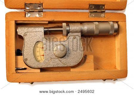 Old Micrometer