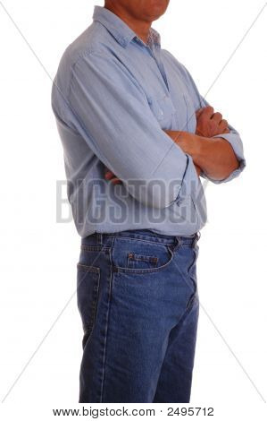 Man In Jeans