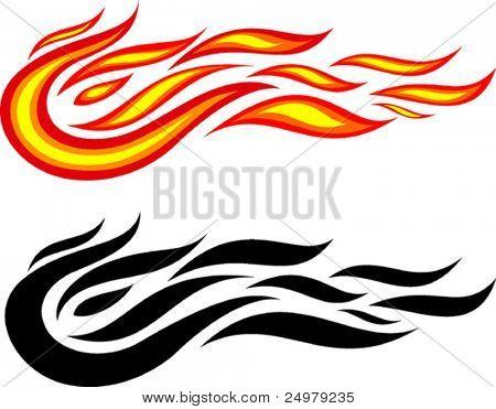 Fuego (Vector).
