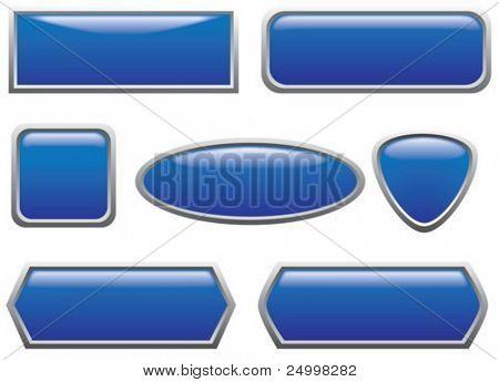 Blue buttons (2)
