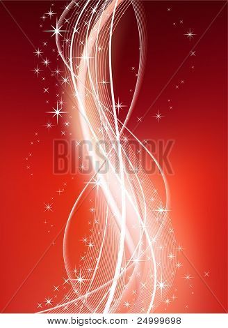 Vector Abstract background, no size limit. proportion of A4 format.