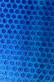 Bubble wrap. Shipping and Packing Bubble wrap. Backgrounds and textures poster