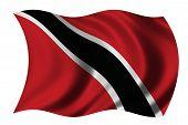 Постер, плакат: Флаг Тринидада
