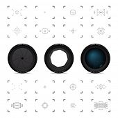 foto of cross-hatch  - Lenses and viewfinders - JPG