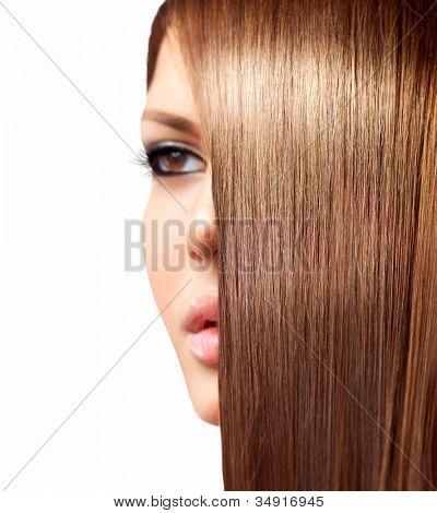 Healthy Long Hair