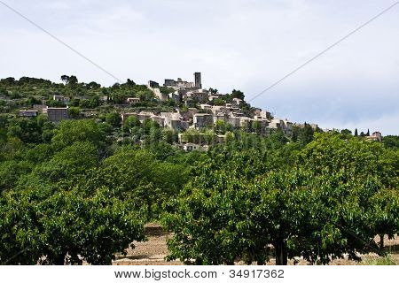 View Of Lacoste